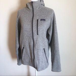 Hooded Better Sweater